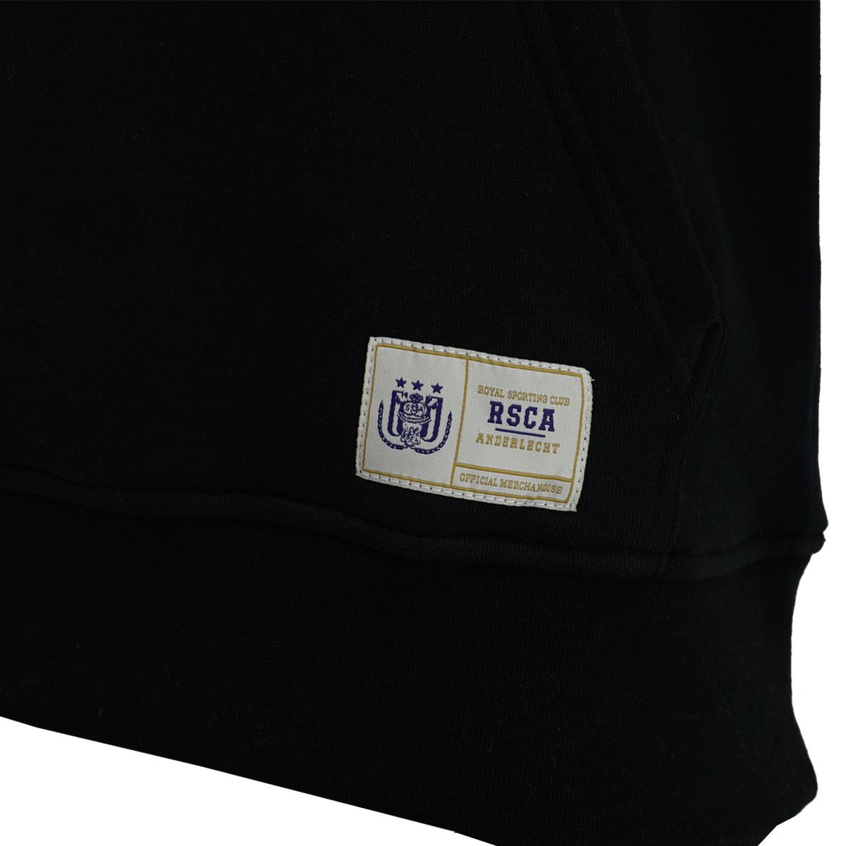 RSCA Sweater Met Kap Heren Dual Level Print