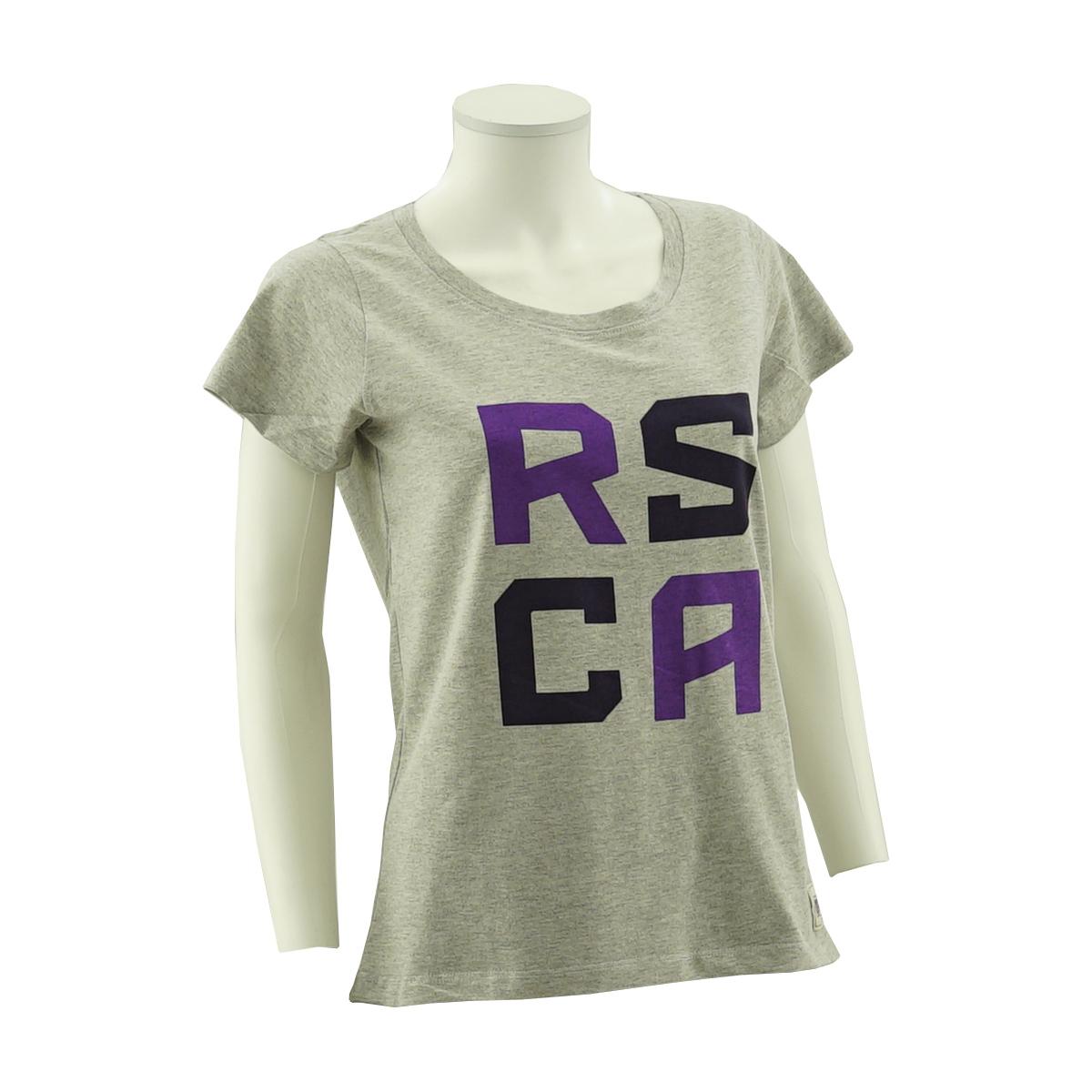 RSCA T-shirt Dames Letters