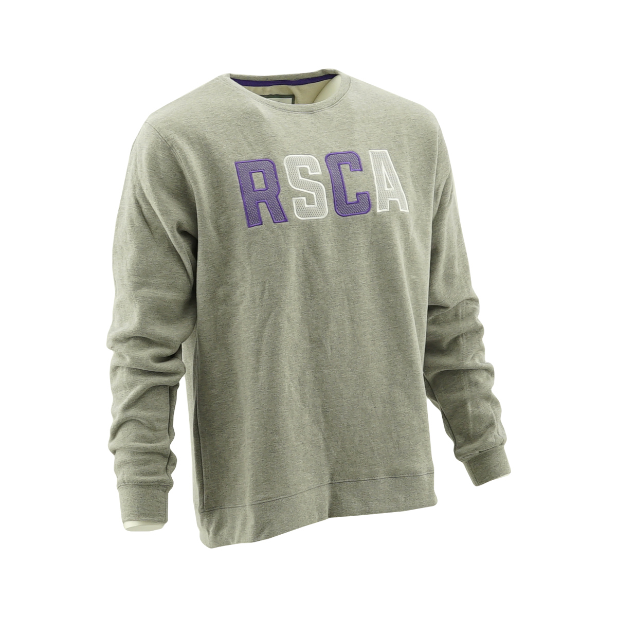 Sweater Heren RSCA Paars/Wit