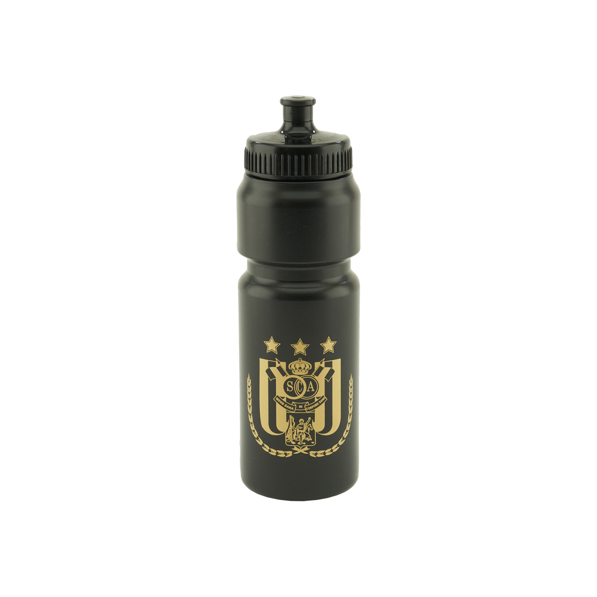 Drinking Bottle Logo Gold