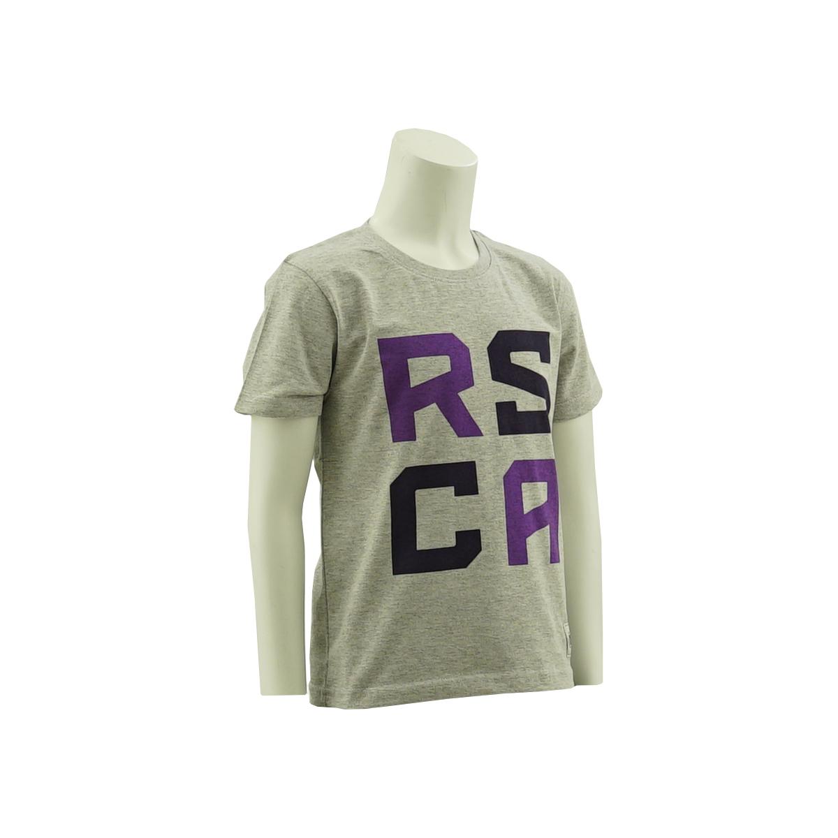 RSCA T-shirt Kids Letters