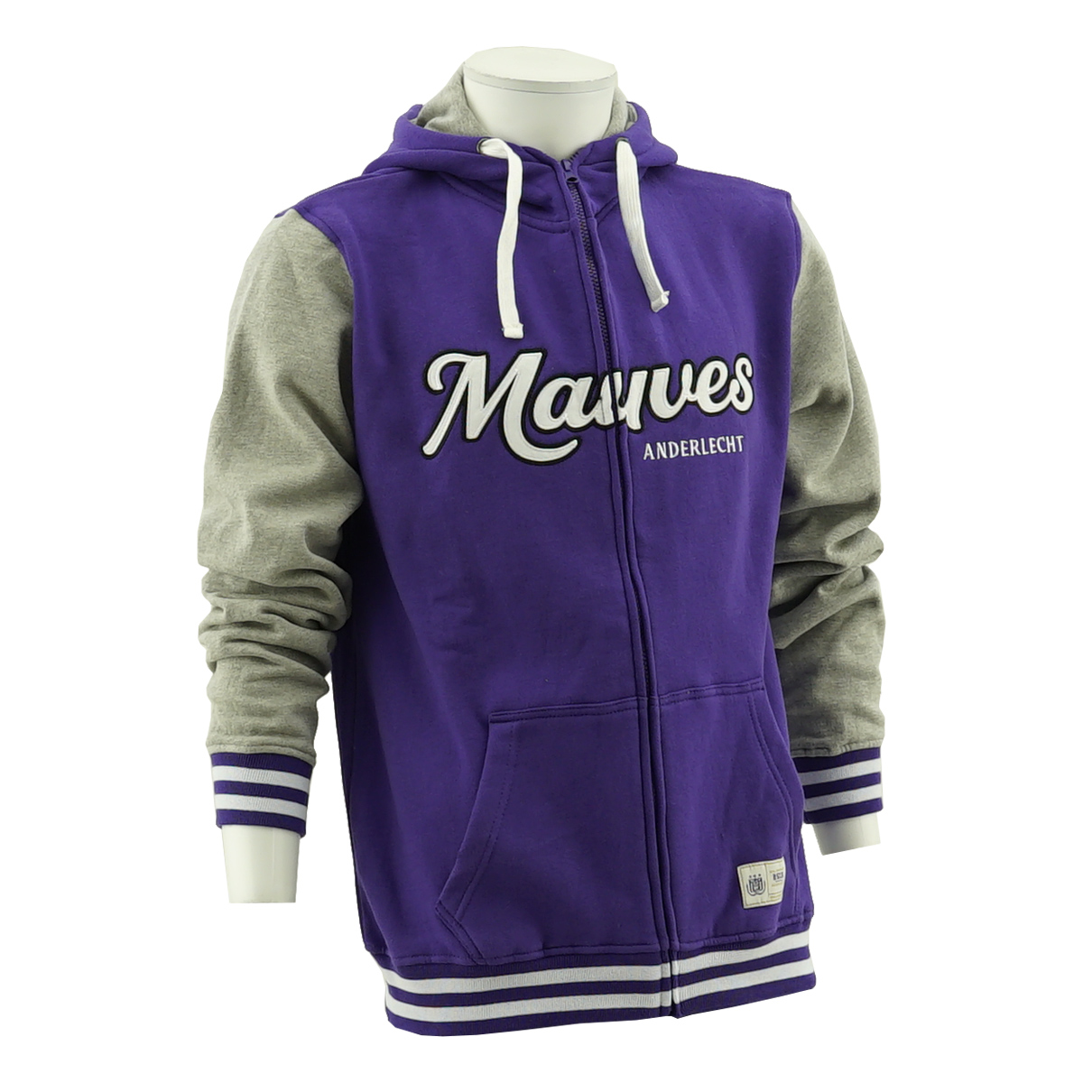 RSCA Hooded Sweatvest Men Mauves