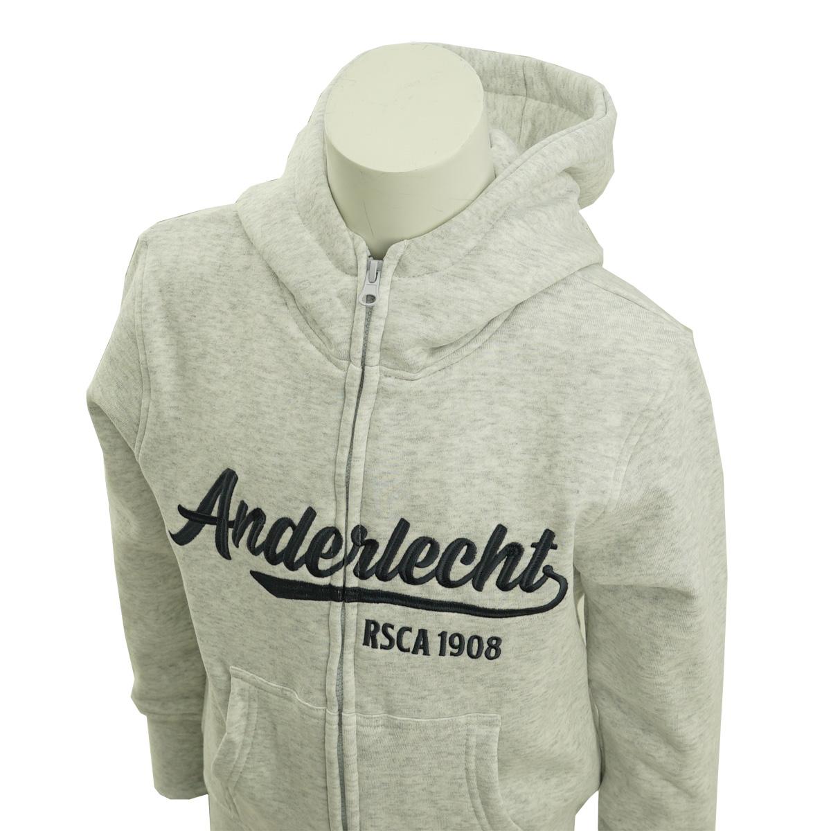 RSCA Hooded Sweatvest Kids Anderlecht