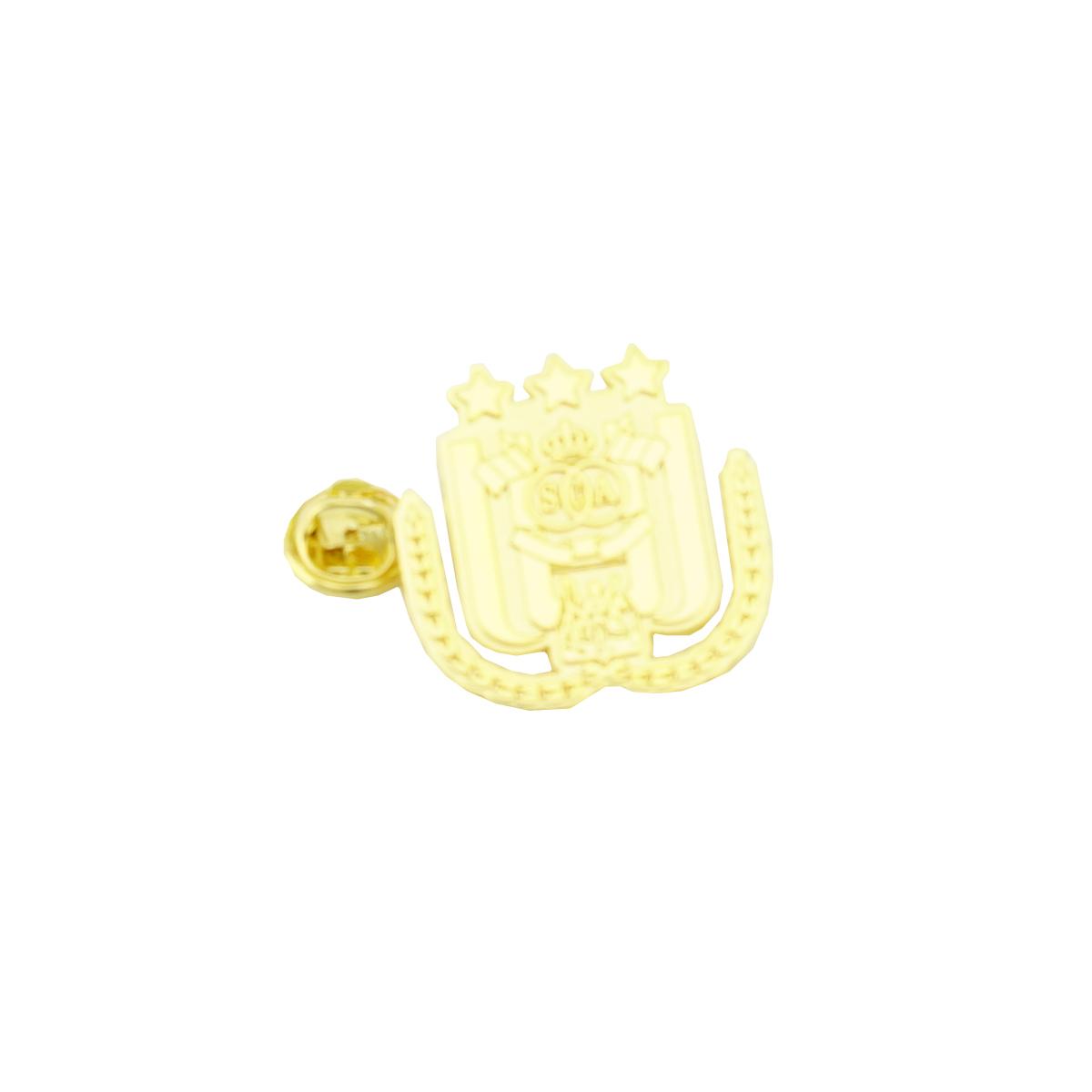 Pin logo RSCA - Gold