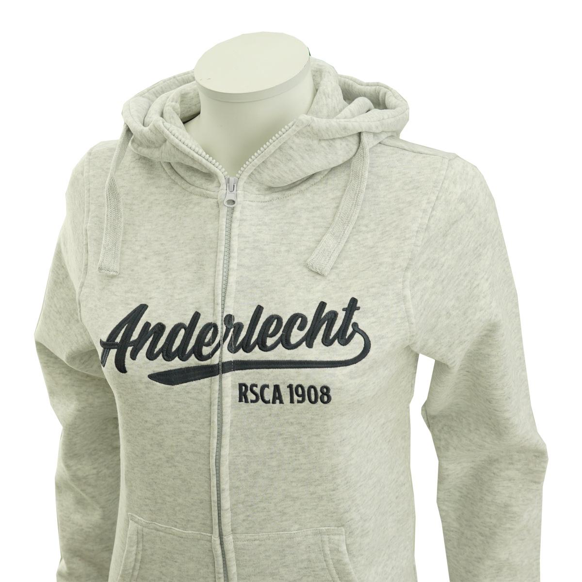 RSCA Sweatvest Met Kap Dames Anderlecht