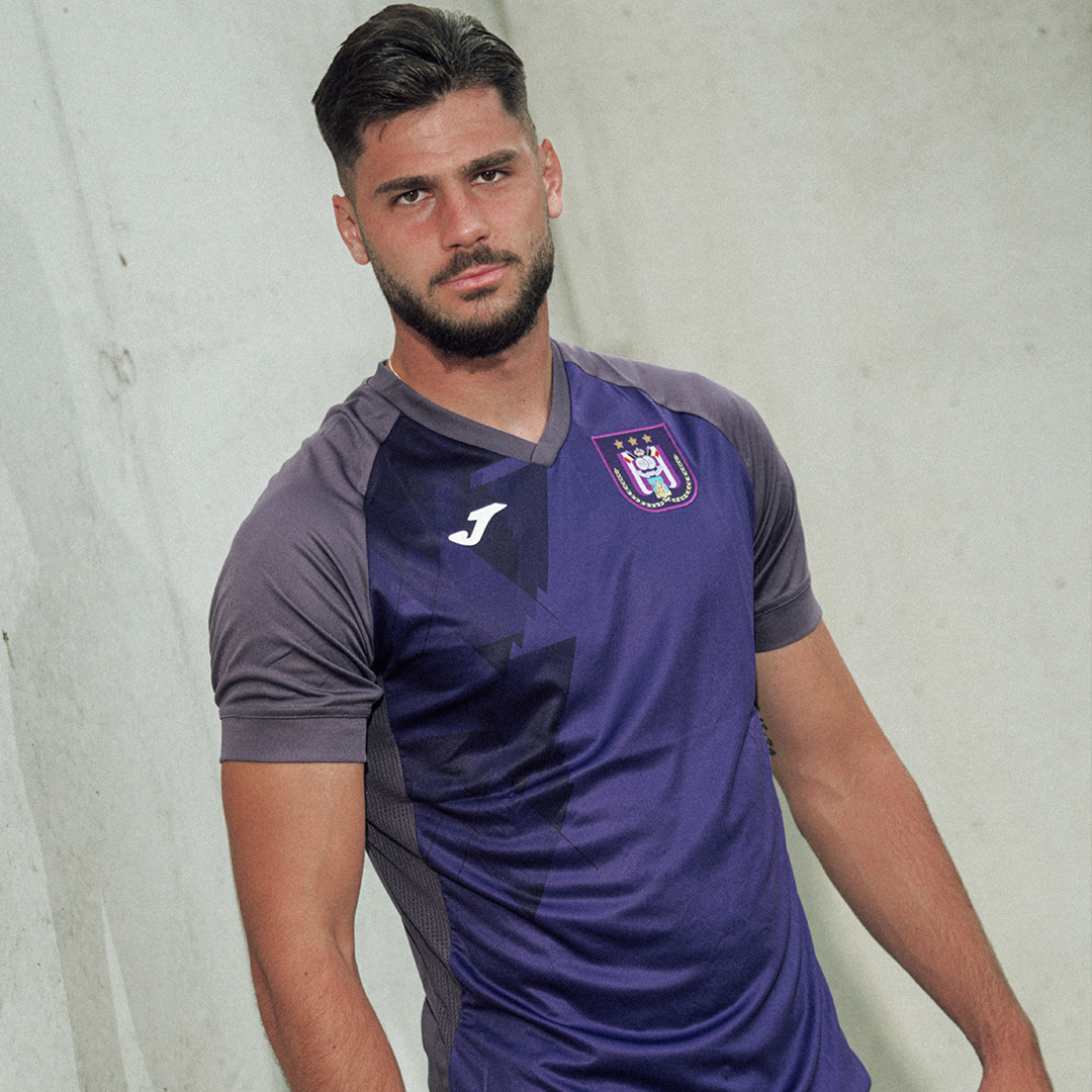 RSCA Training Shirt 2020/2021 - Paars