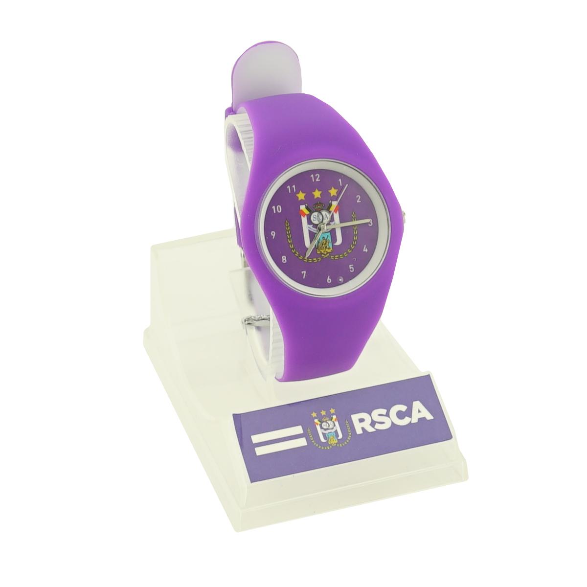 RSCA Horloge Silicoon