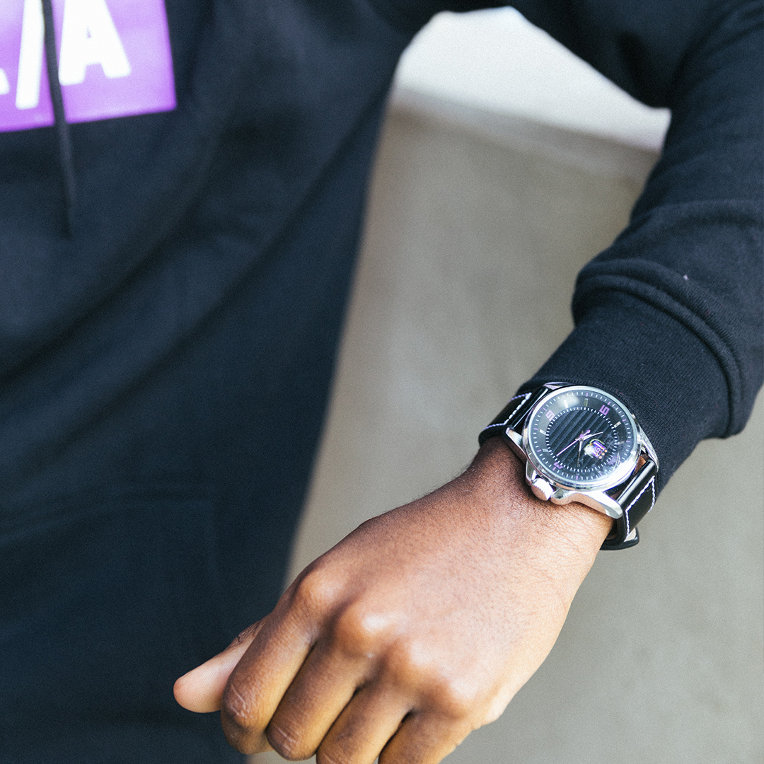 RSCA Metal Watch