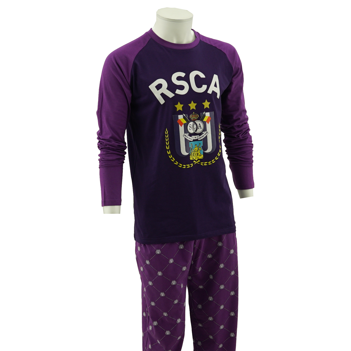 RSCA Pajamas Winter Adults