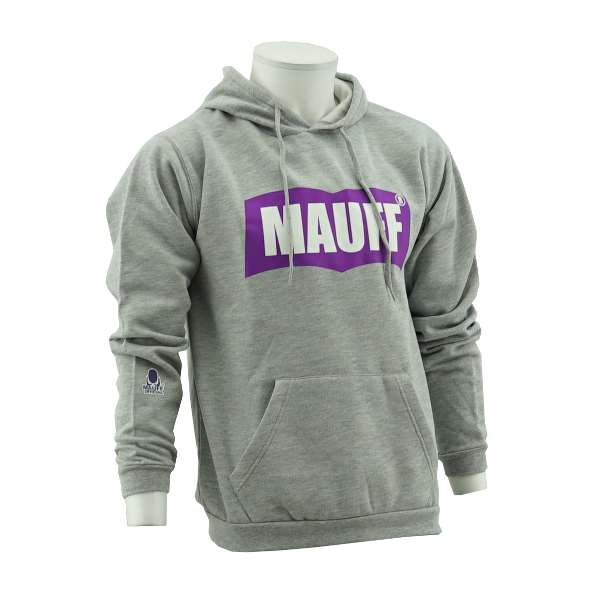 RSCA Sweater Met Kap Mauff Stretched
