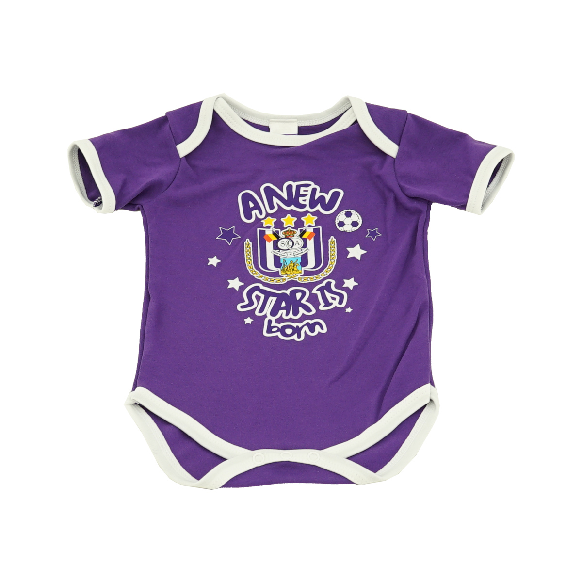 RSCA Body Baby A New Star Is Born