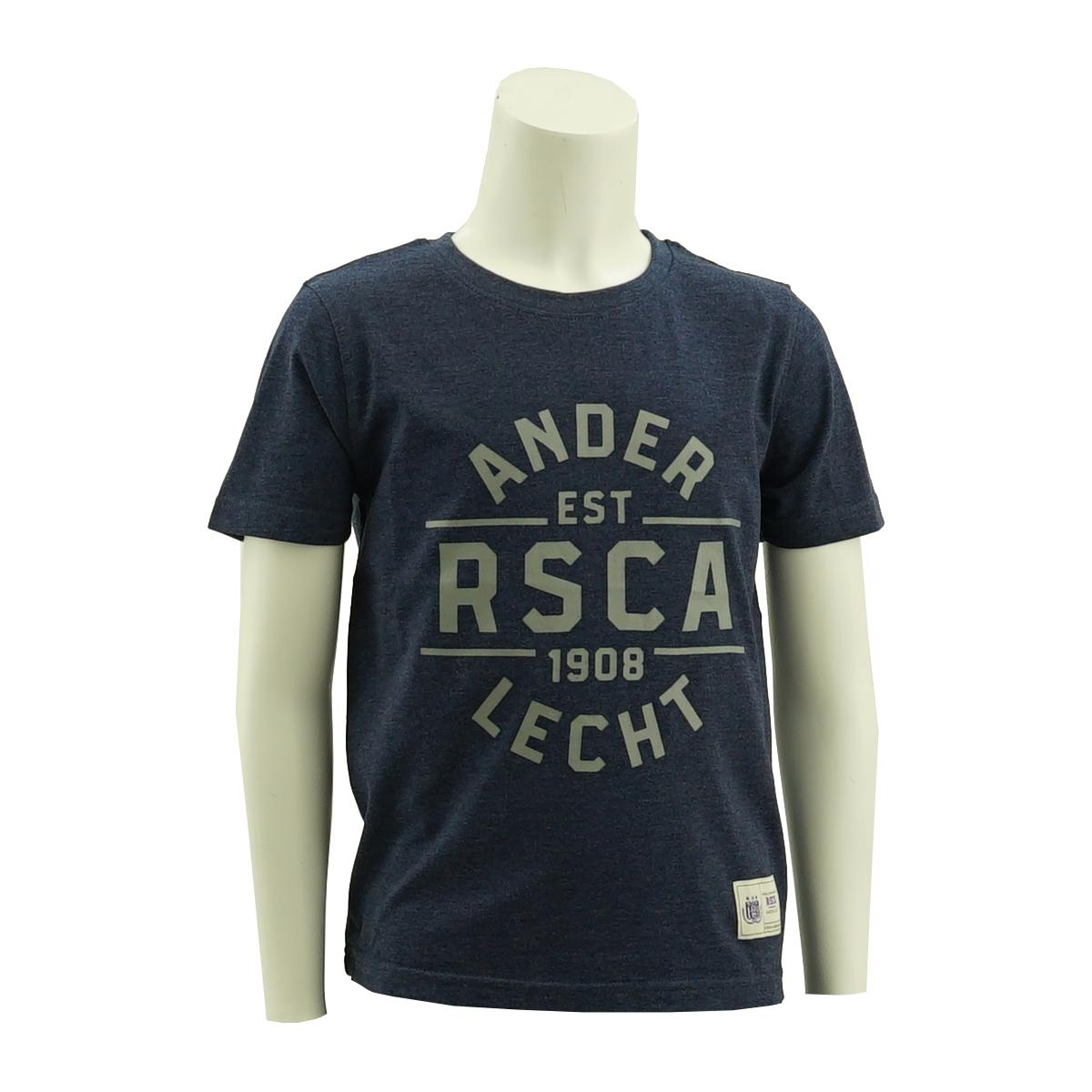 RSCA T-Shirt Kids Anderlecht Cirkel