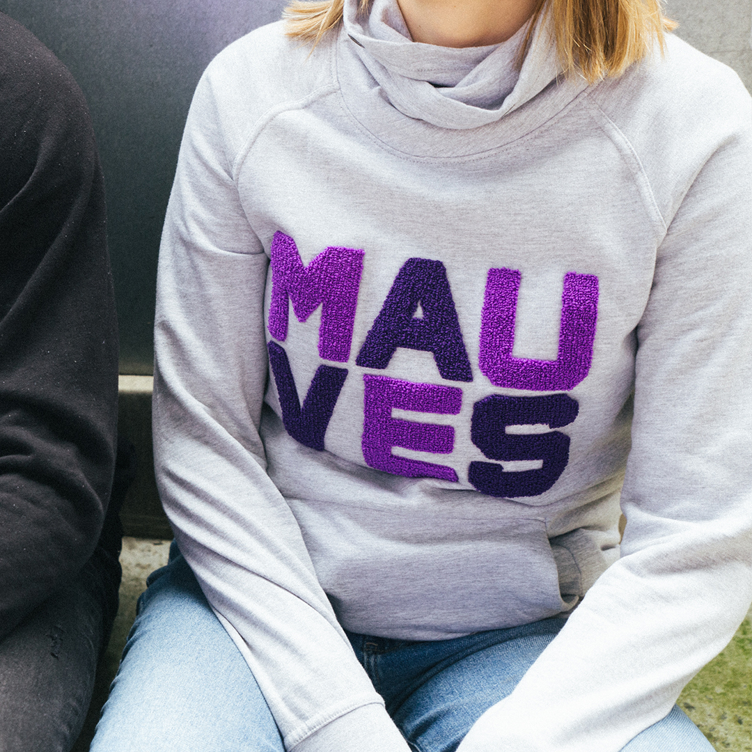RSCA Sweater Kids Wrap Mauves