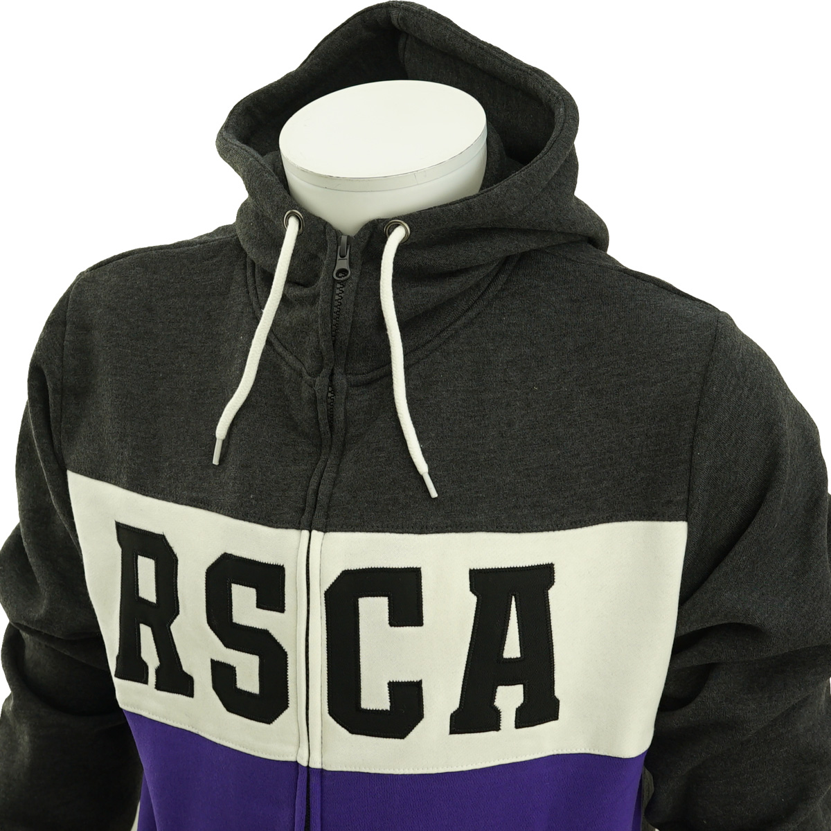 RSCA Sweatvest Met Kap Heren South Block