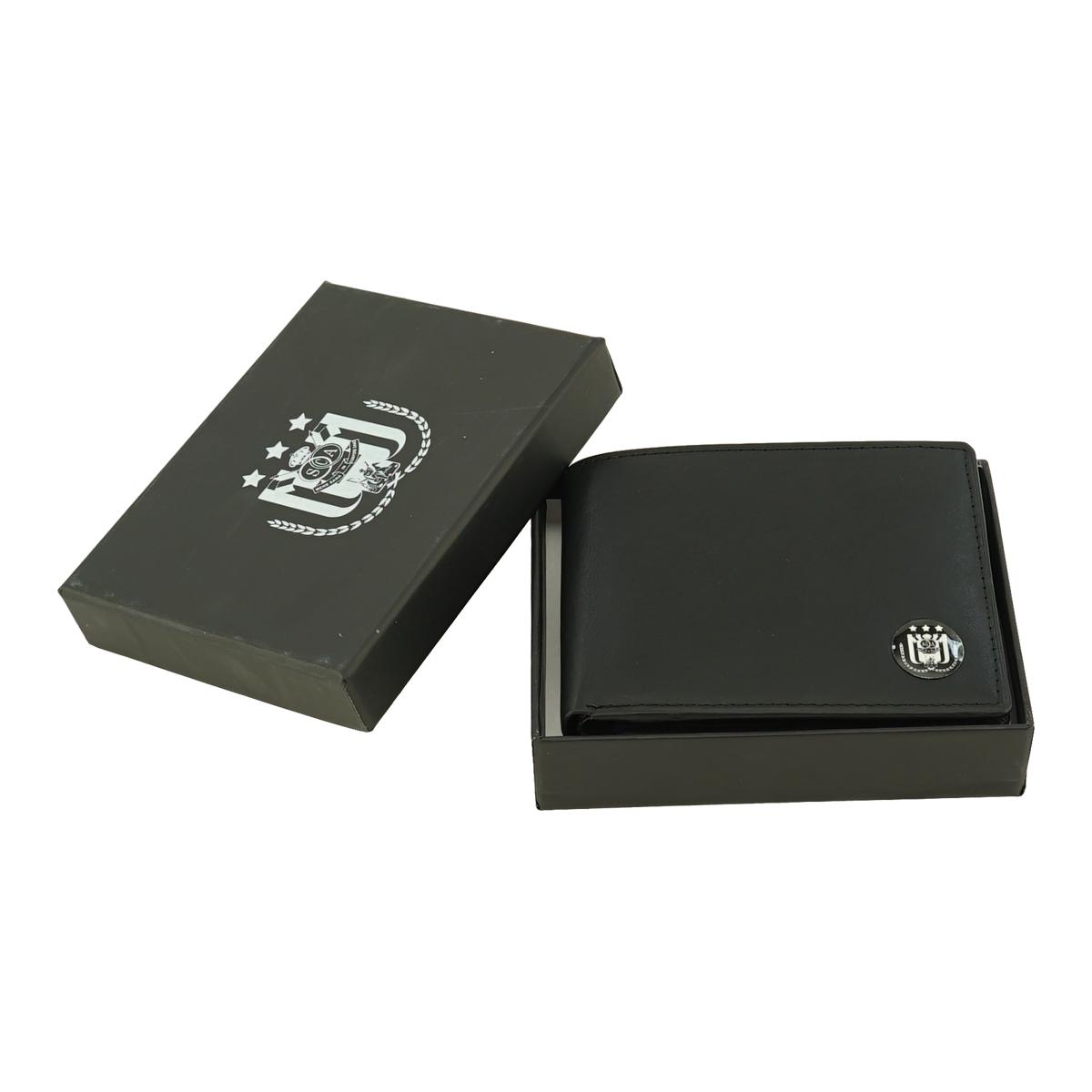 RSCA Wallet Leather Gravure