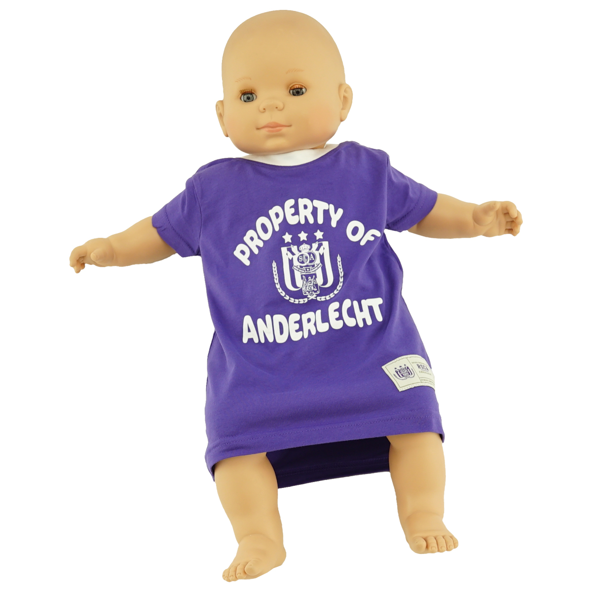 RSCA T-shirt Kids Property Of Anderlecht