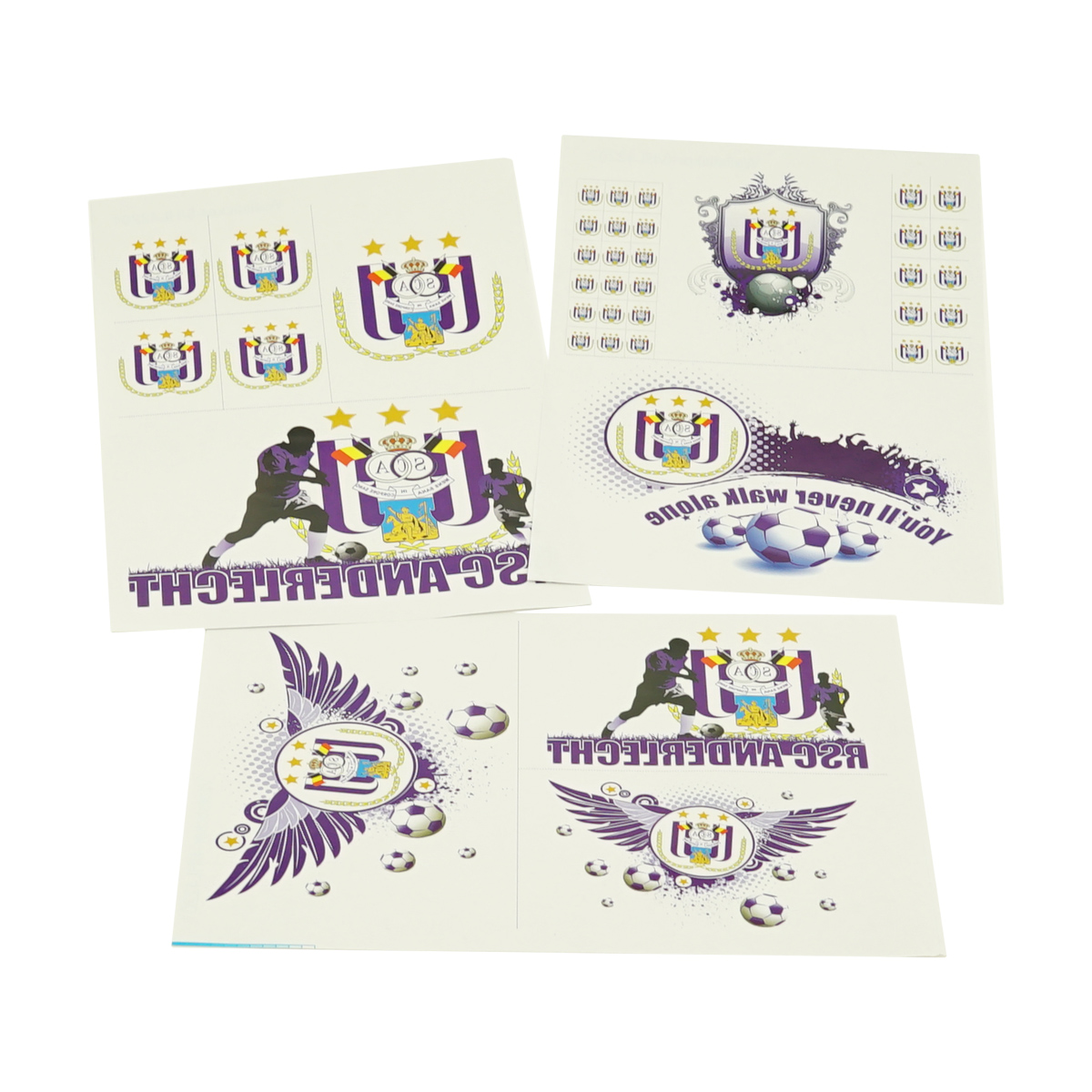 RSCA Decoration Stickers