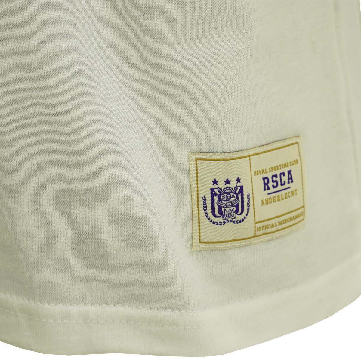 RSCA T-Shirt Heren Etiket