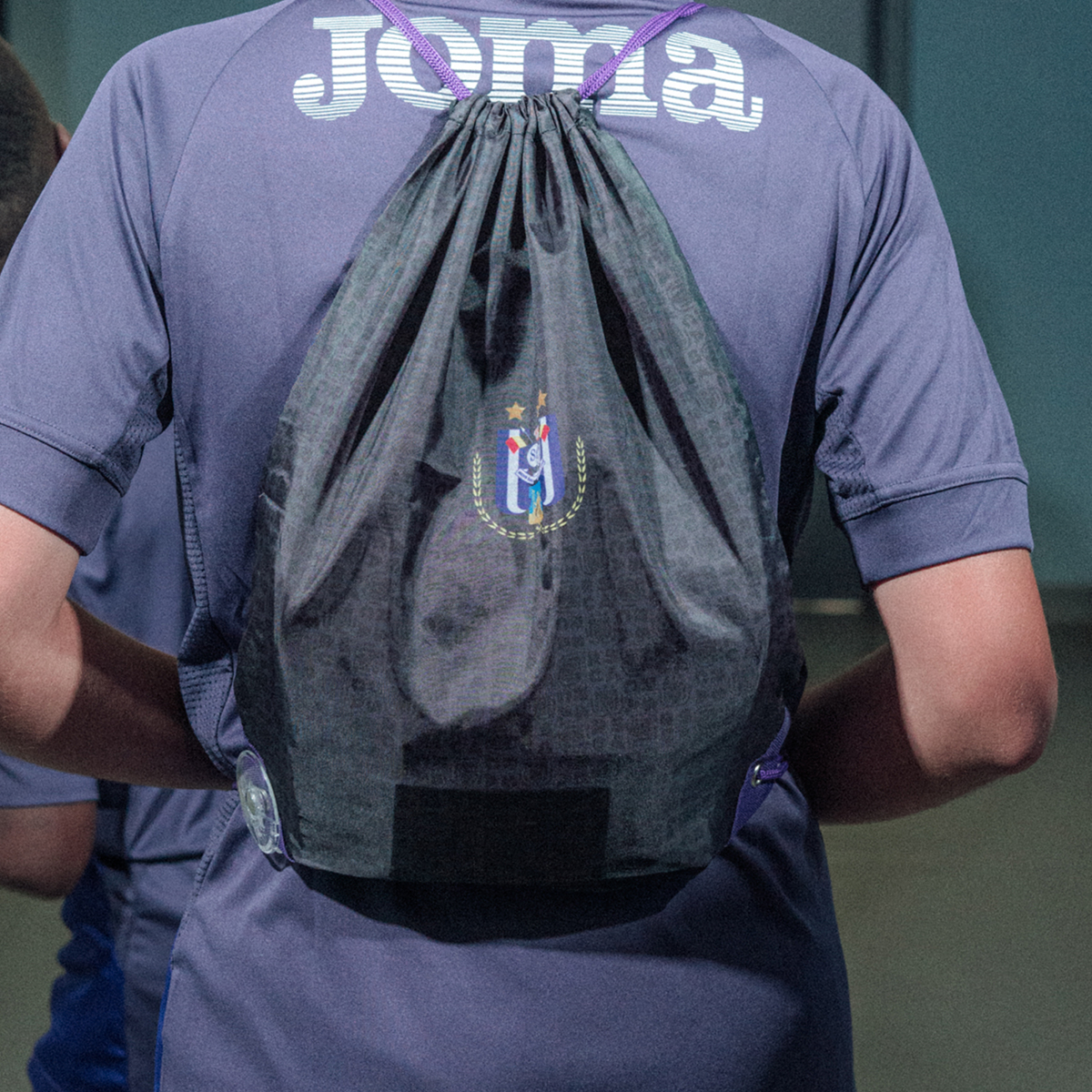 RSCA Gymbag/Swimbag - Black