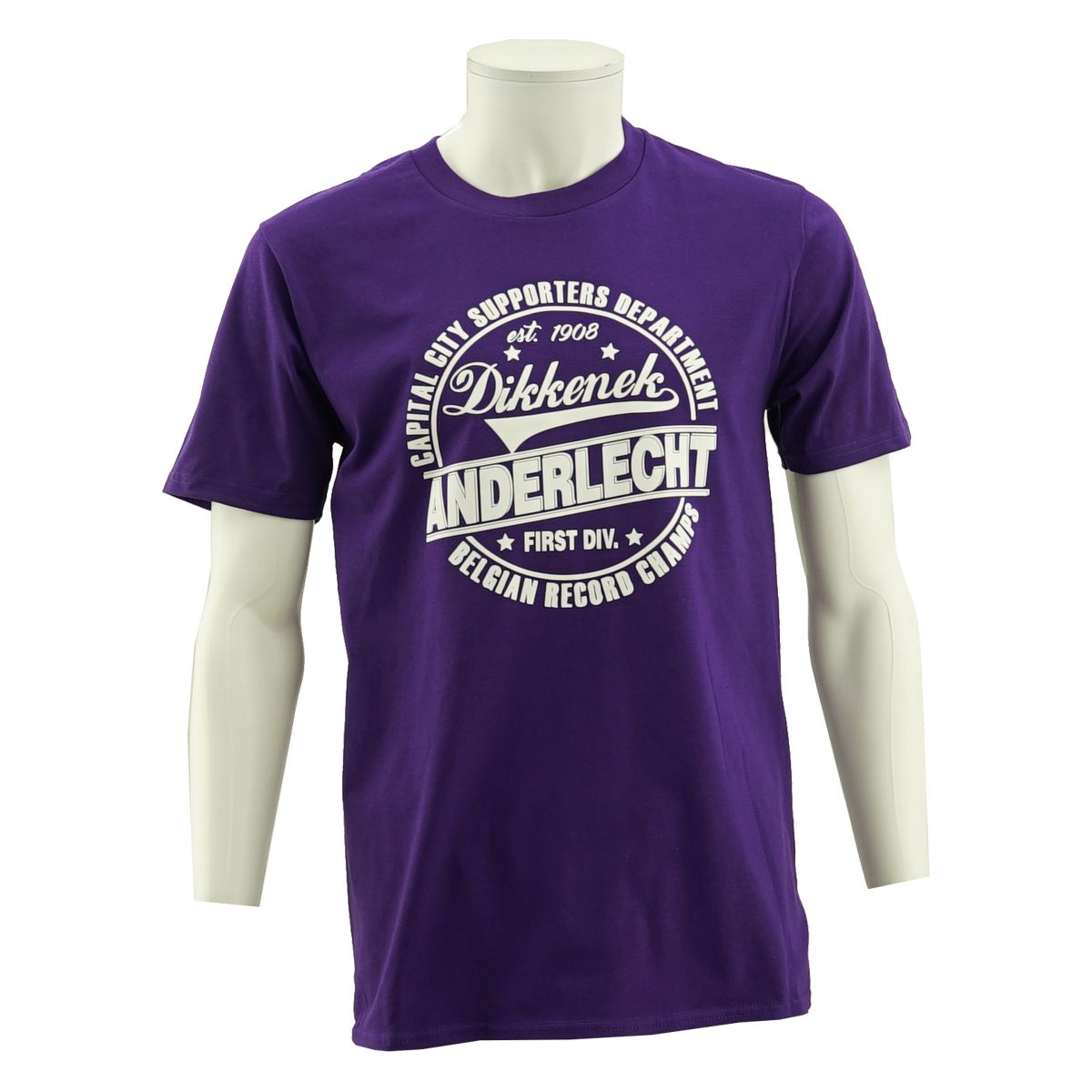 RSCA T-Shirt Mauff Record Champ