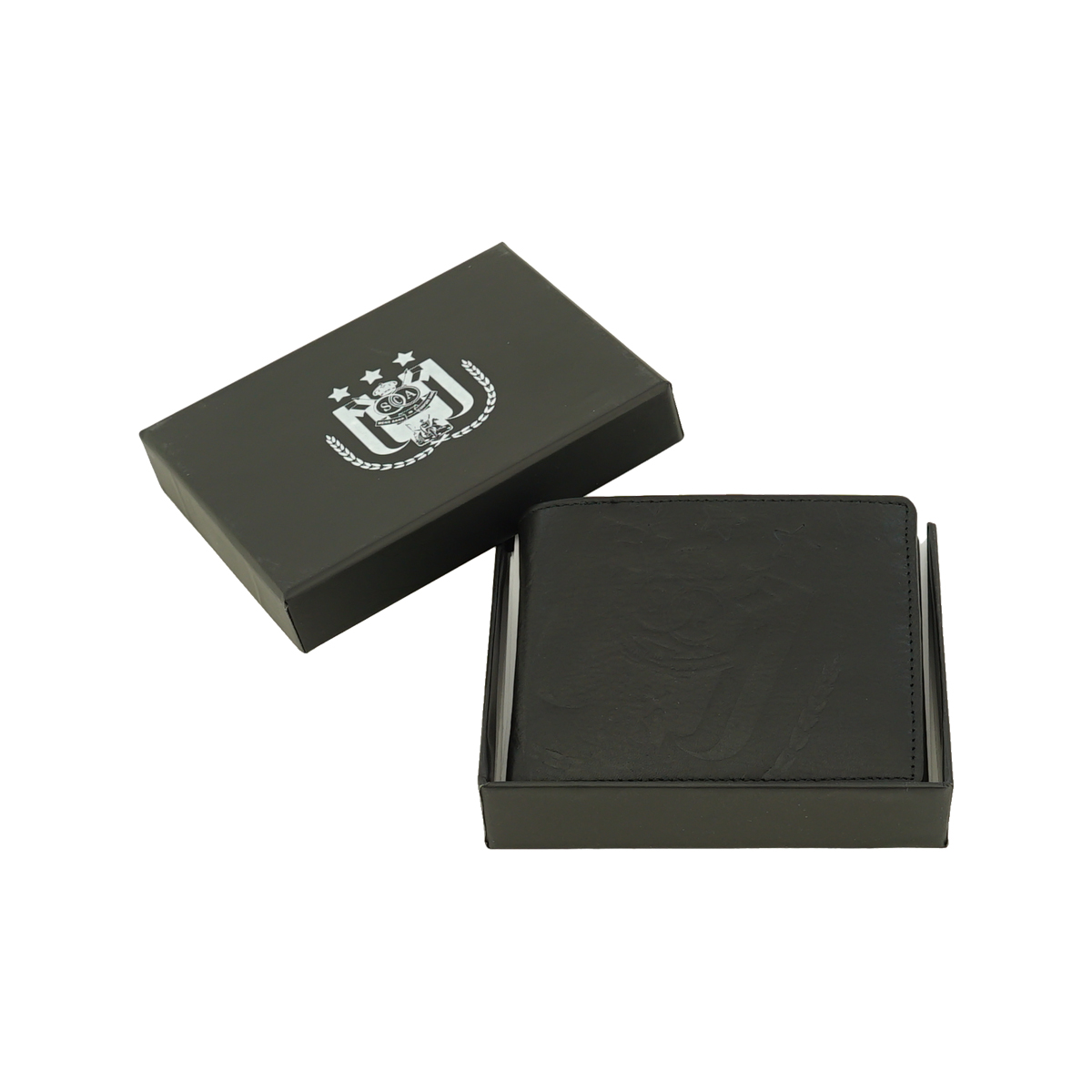 RSCA Wallet Leather Doming