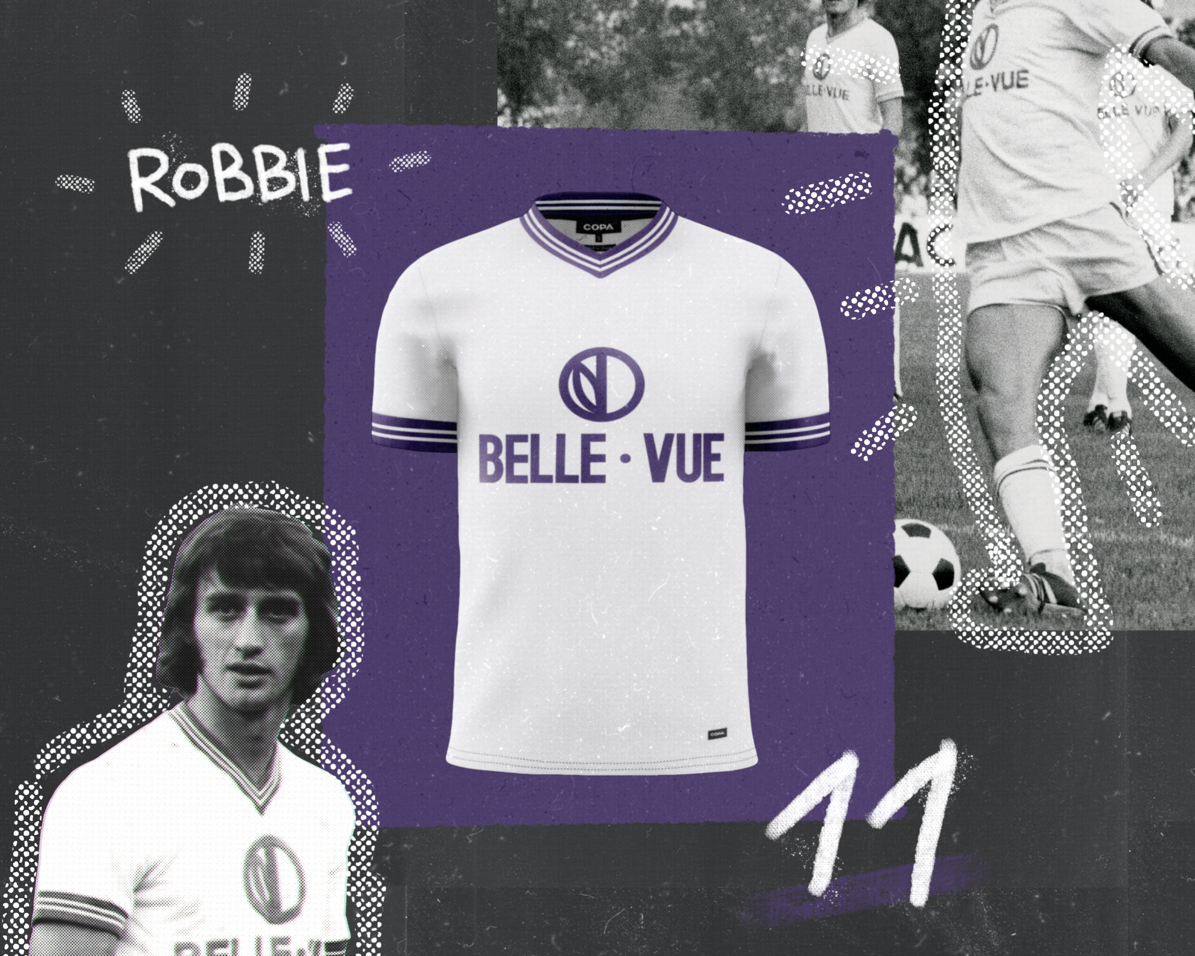 Limited Edition Retro Jersey Rensenbrink