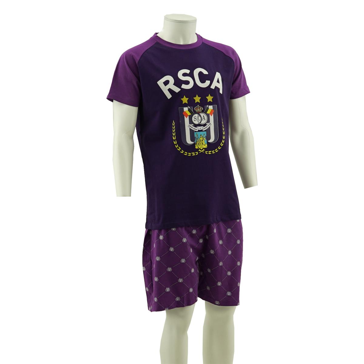 RSCA Pajamas Summer Adults