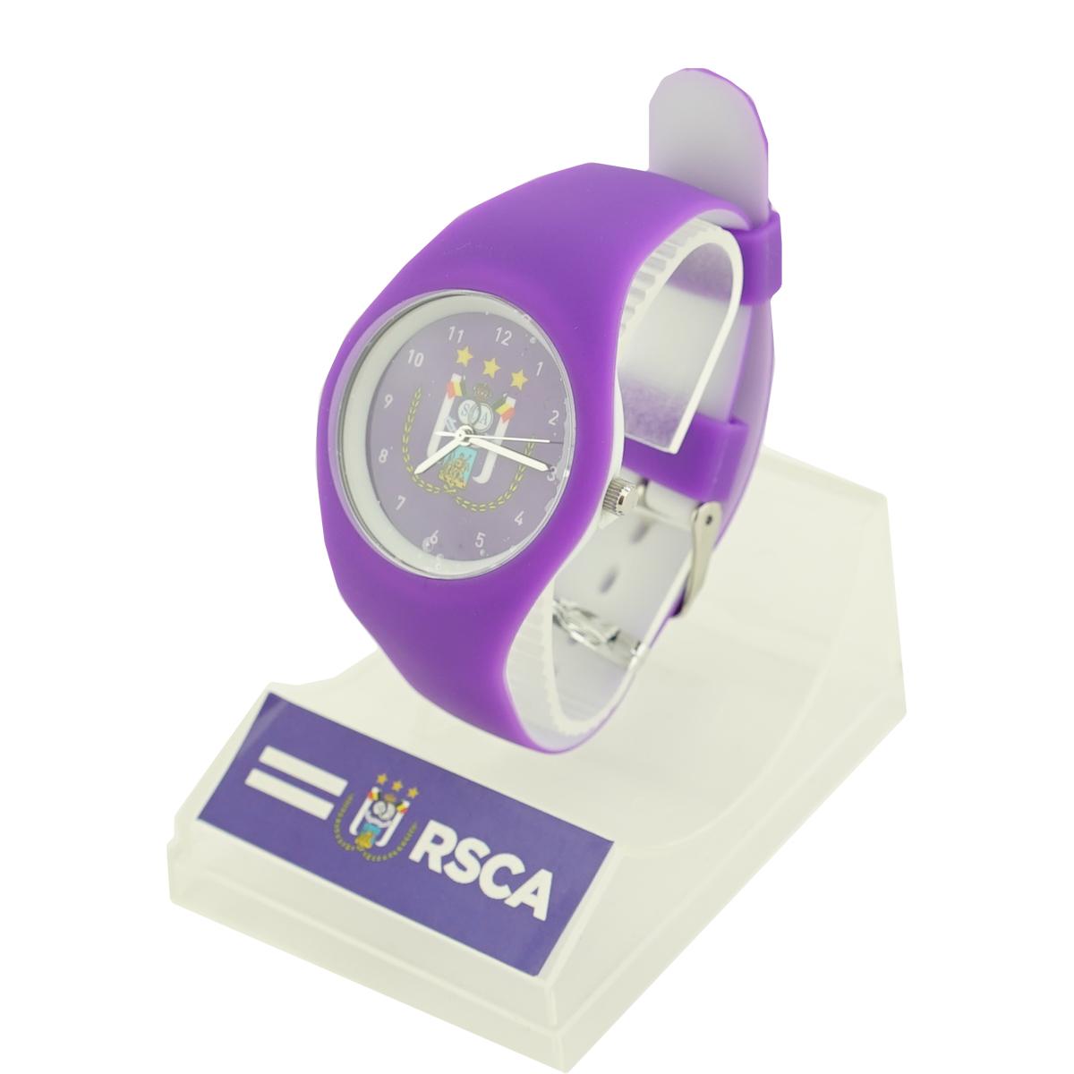 RSCA Silicone Watch
