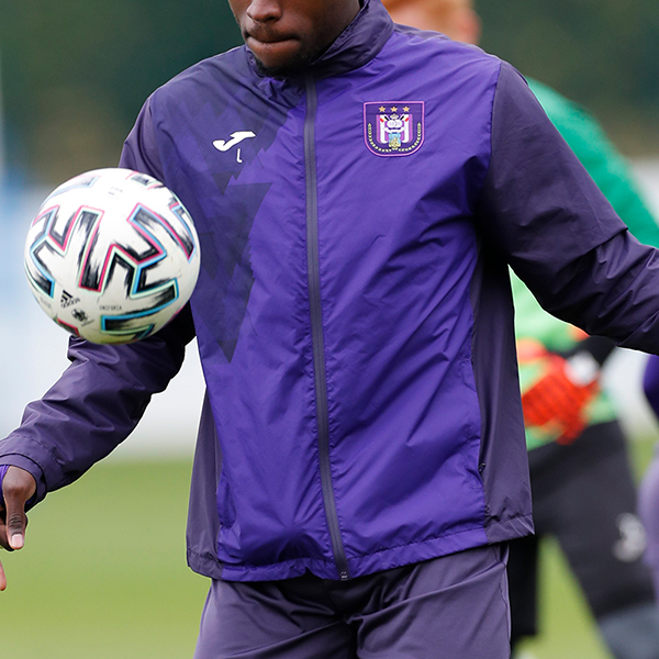 RSCA Rainjacket Training 2020/2021 - Purple
