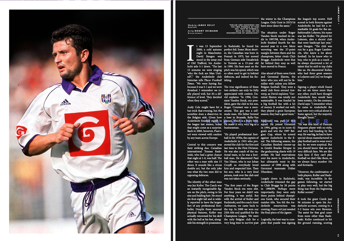 Pre-order: RSCA x These Football Times Magazine [Limited Edition]