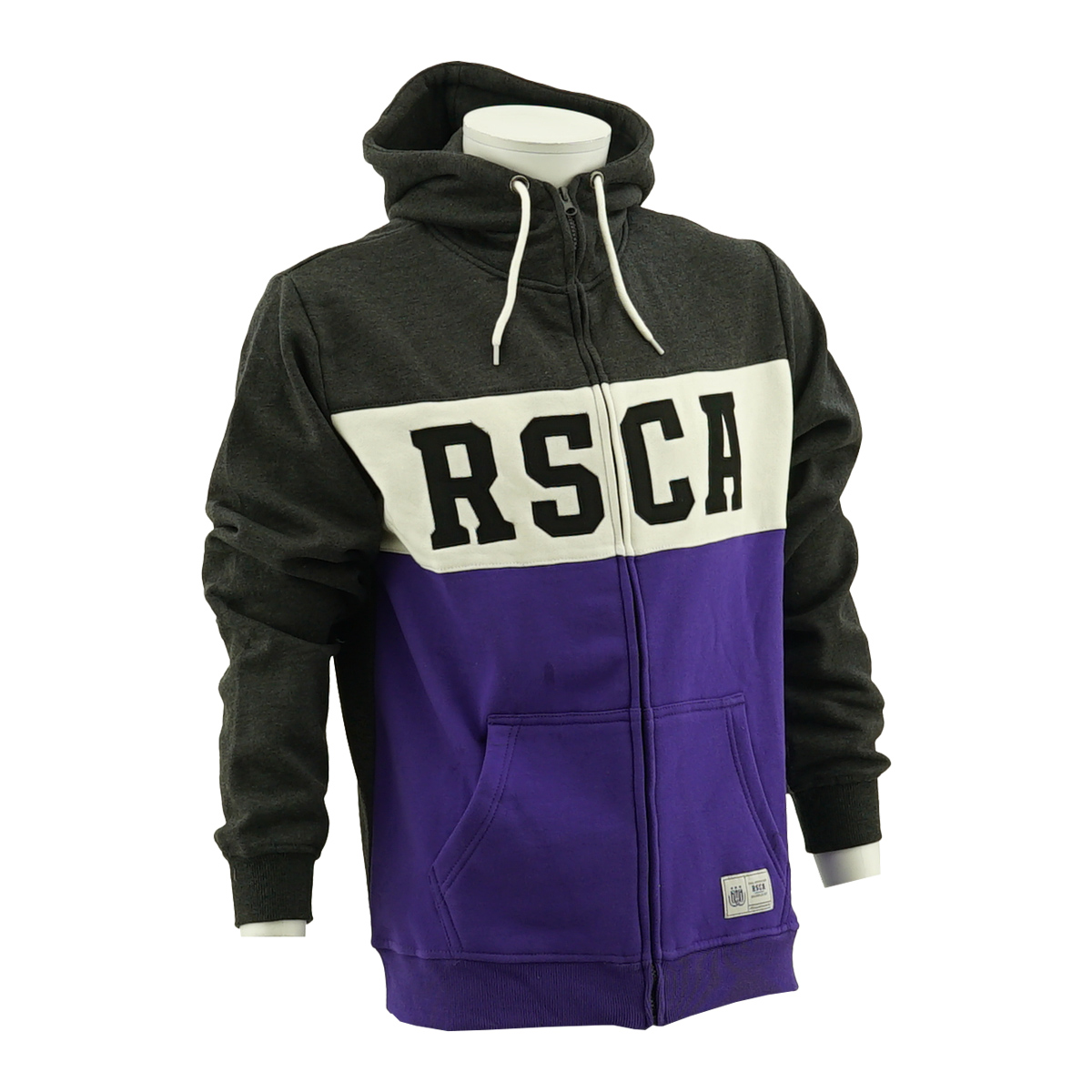 RSCA Sweatvest Met Kap Heren South Block