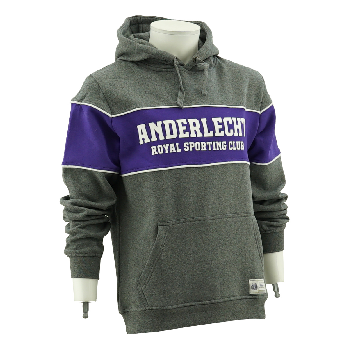 RSCA Sweater Met Kap Heren North Block