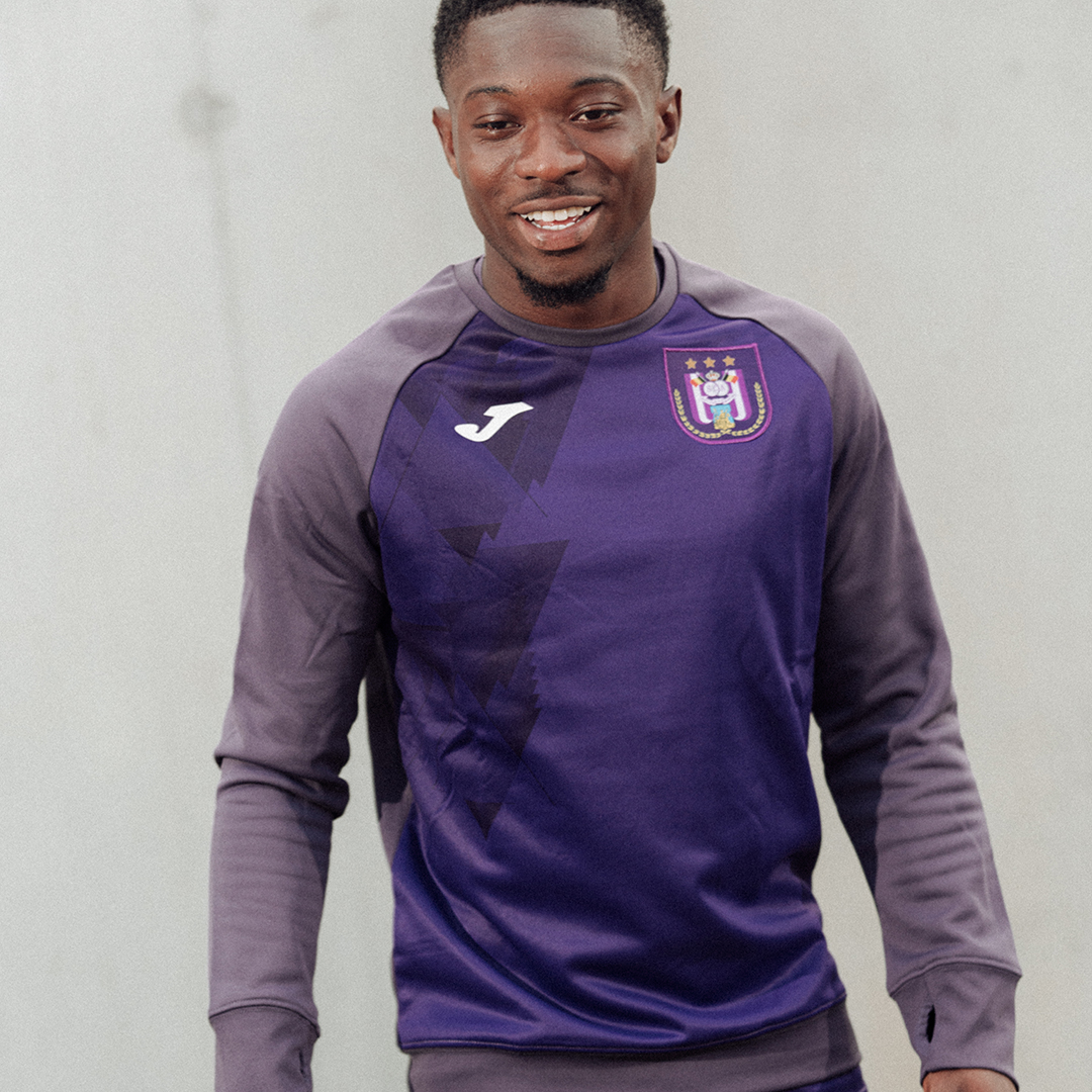 RSCA Trainingtop 2020/2021 - Paars