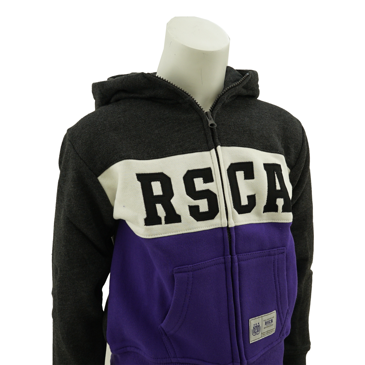 RSCA Sweatvest Met Kap Kids South Block