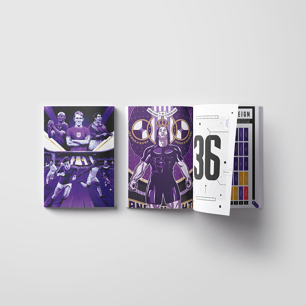 RSCA x These Football Times Magazine [Limited Edition]