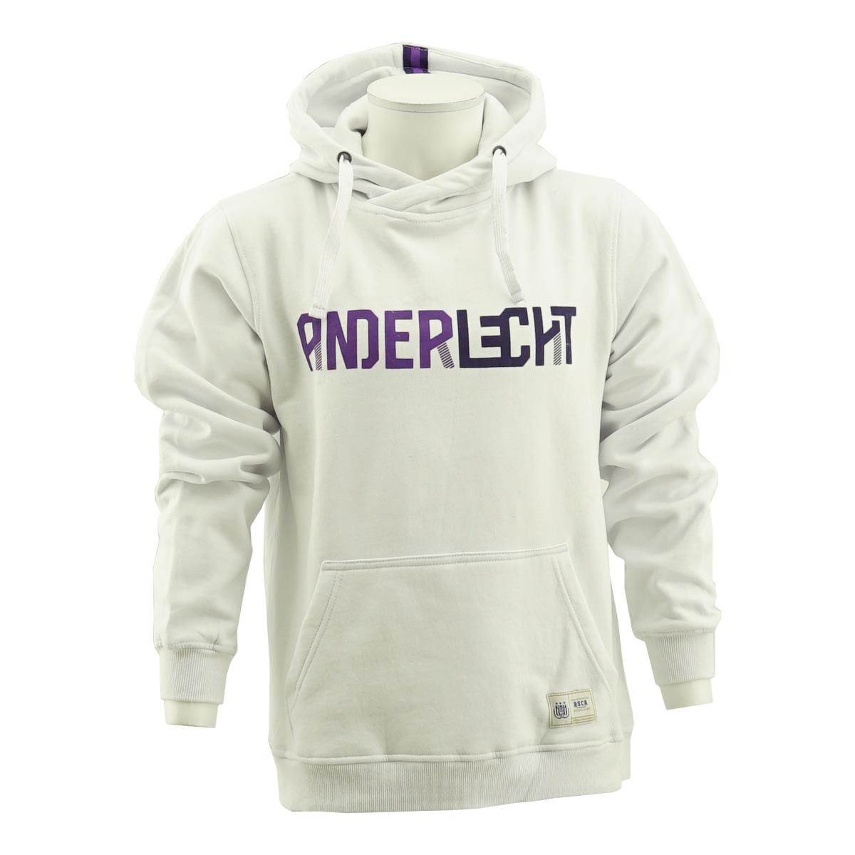 RSCA Sweater Met Kap Heren Wrap Anderlecht