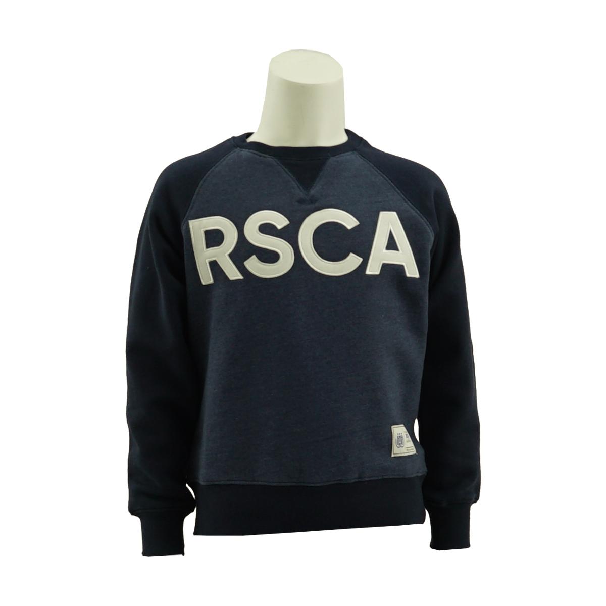 RSCA Sweater Kids Crewneck Raglan - Blauw