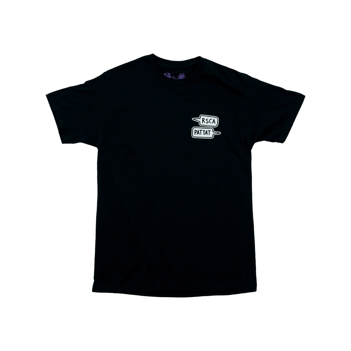 T-Shirt RSCA x Pattat - Zwart