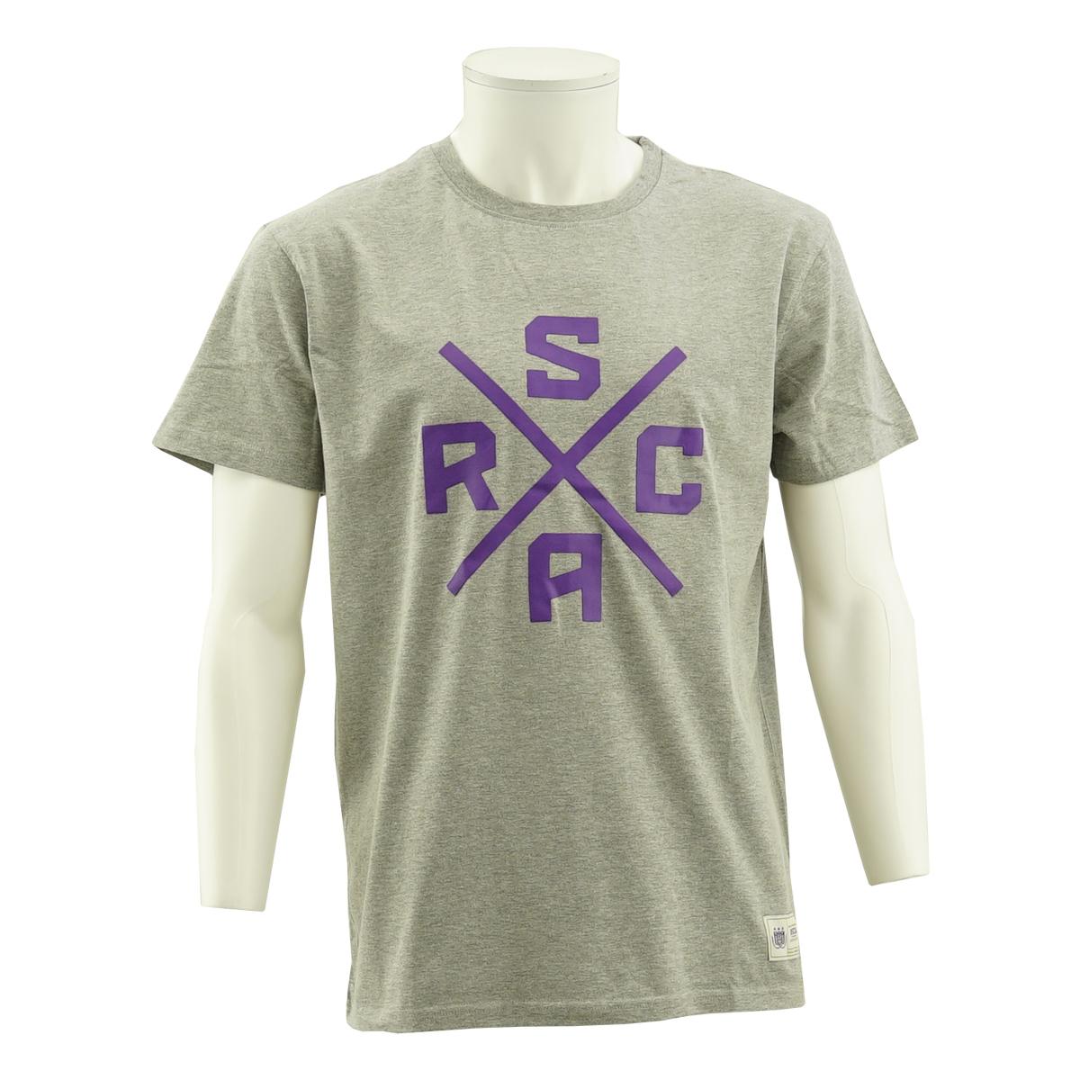 RSCA T-Shirt Heren Logo X