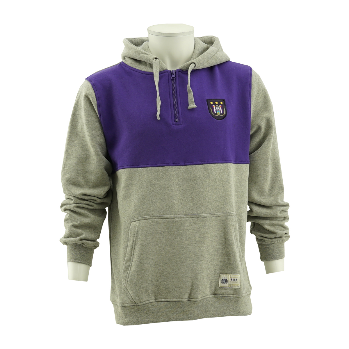 RSCA Sweater Met Kap Heren Block