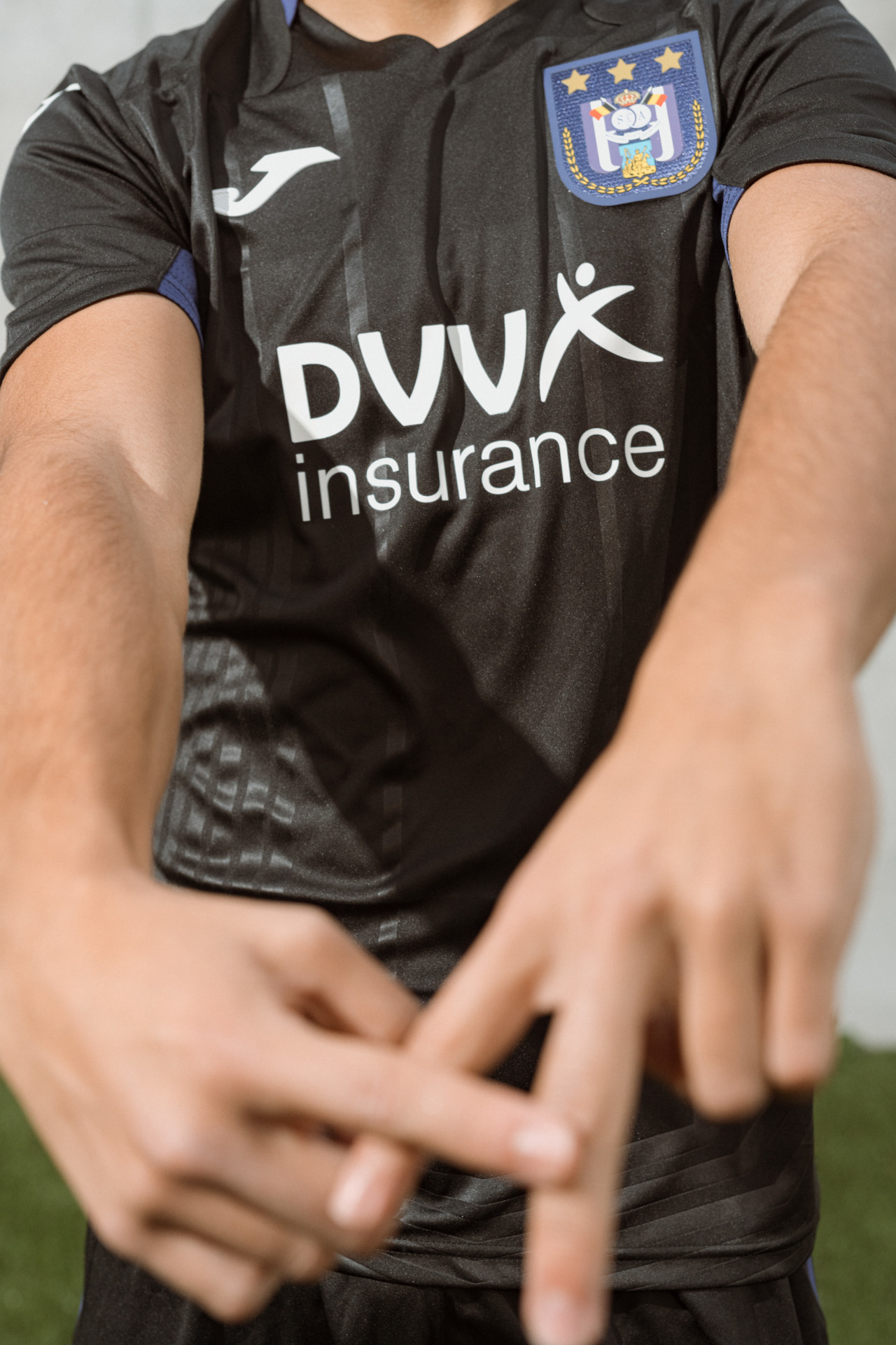 RSCA Derde Shirt 2020/2021 - DVV