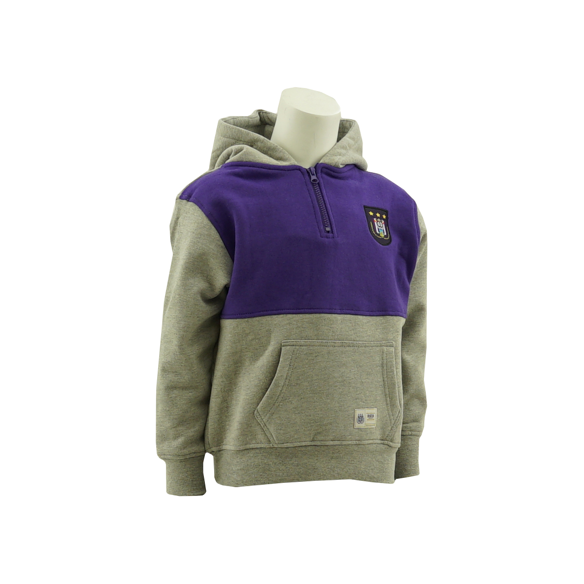 RSCA Sweater Met Kap Kids Block