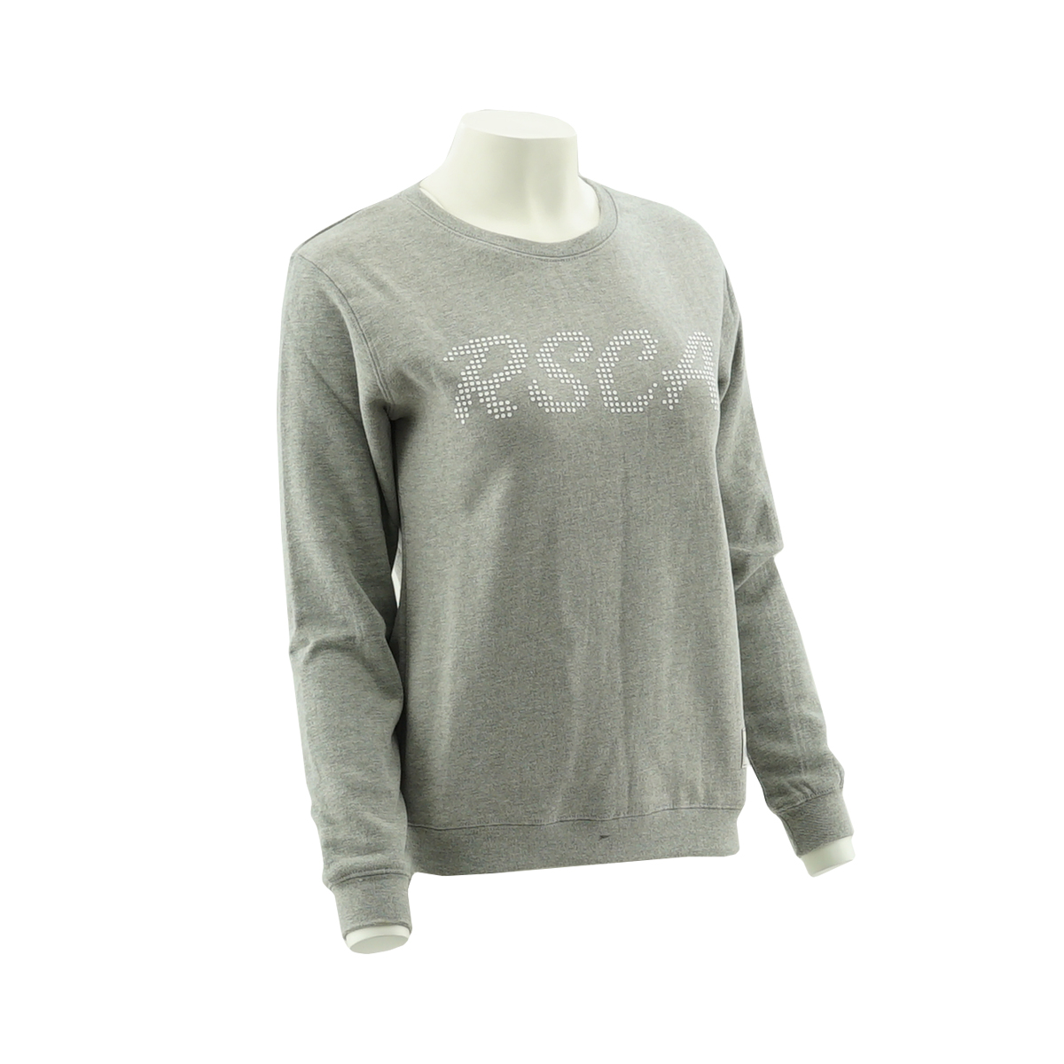 Sweater Women Crewneck Italic
