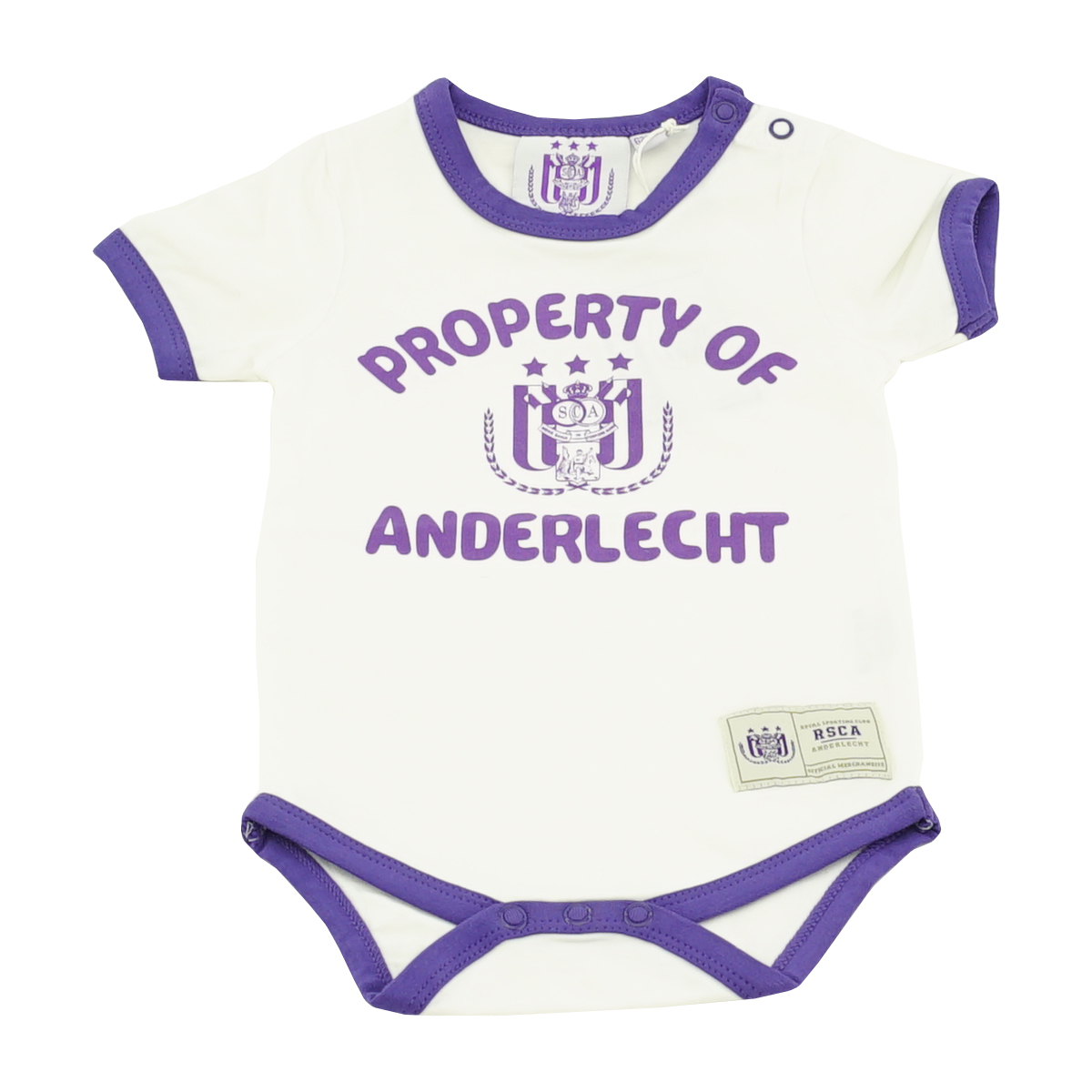 RSCA Body Baby Property Of Anderlecht