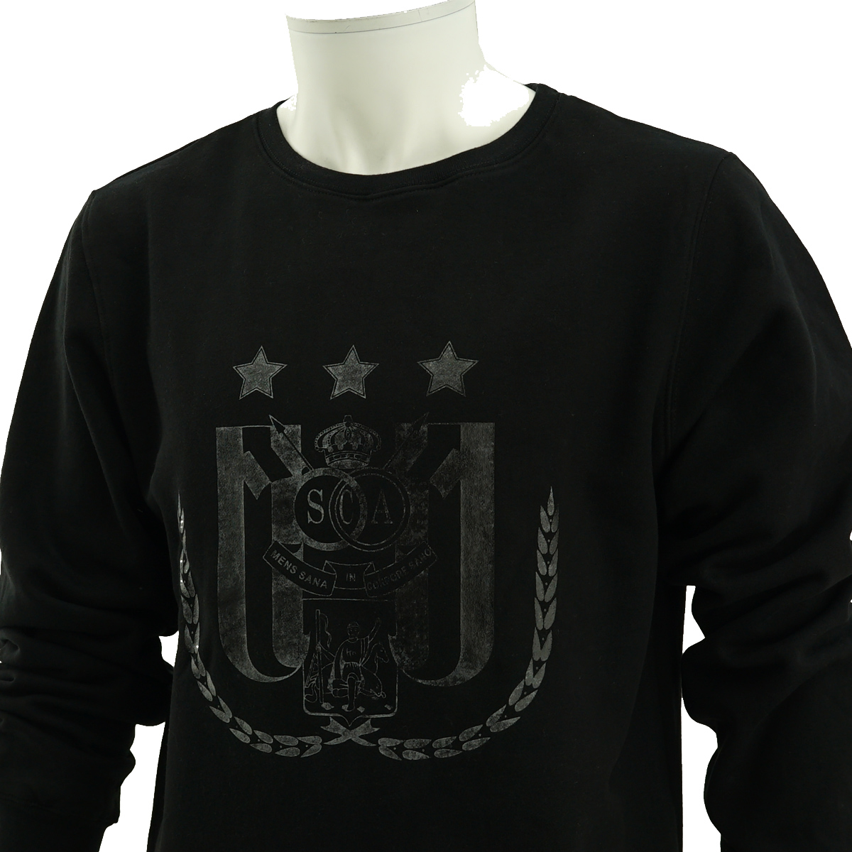 RSCA Sweater Heren Crewneck Gradient Logo