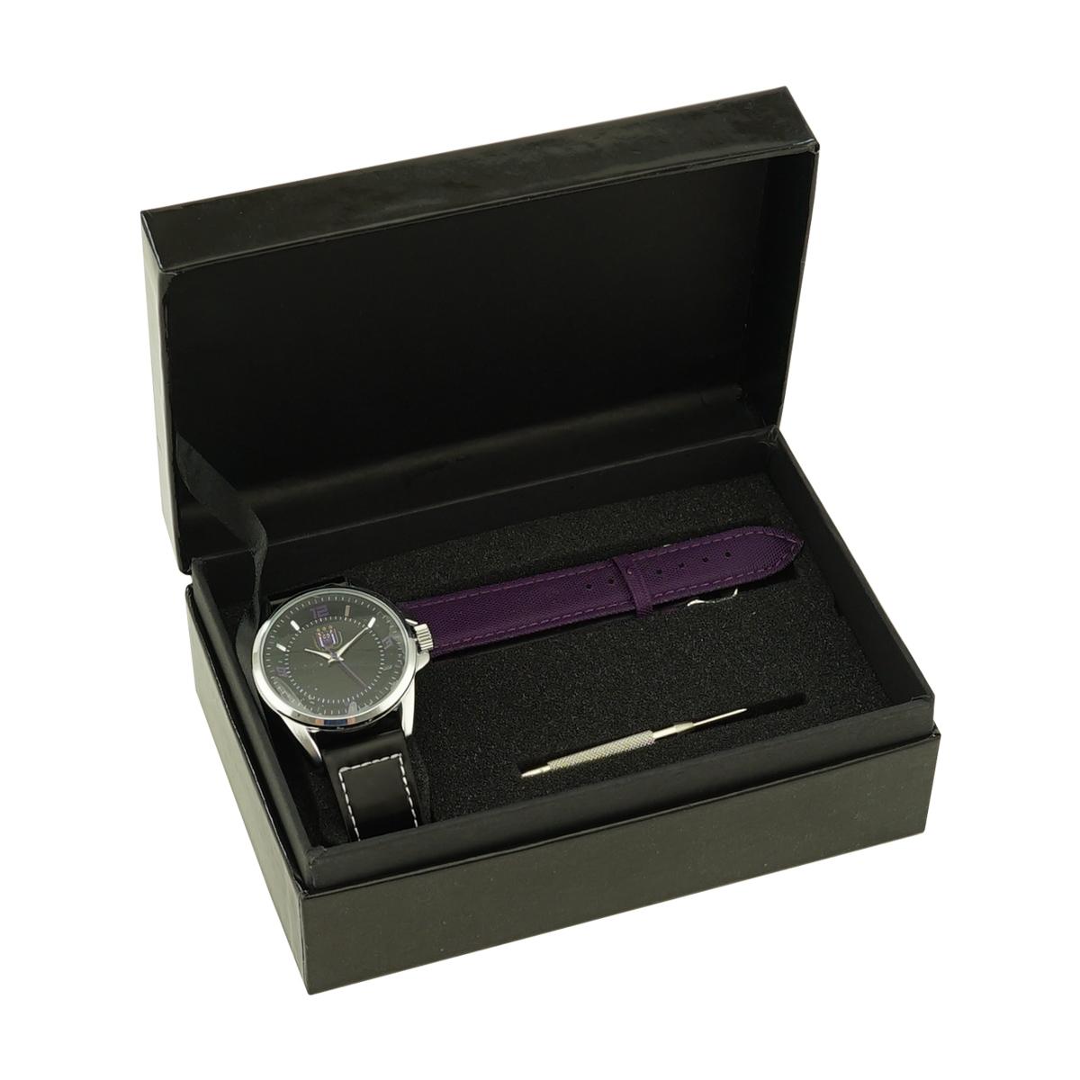 RSCA Horloge Metaal