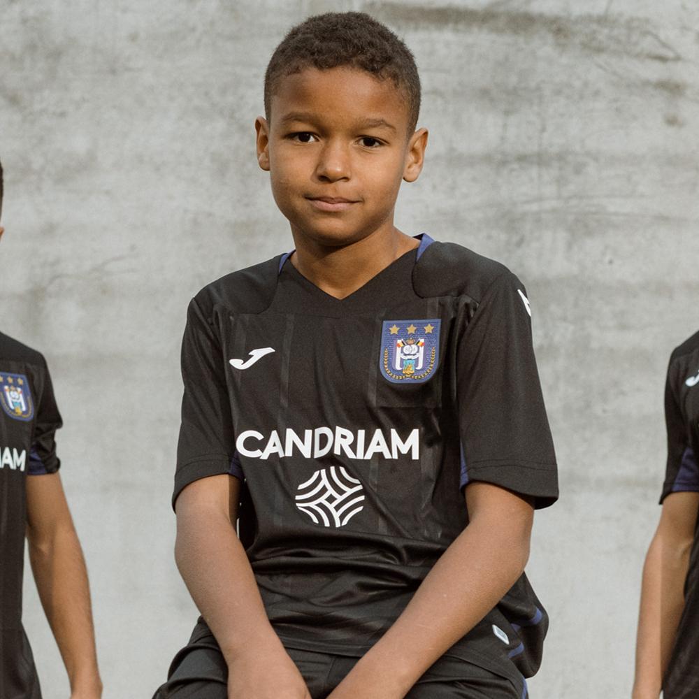 RSCA Derde Shirt Kids 2020/2021 - Candriam