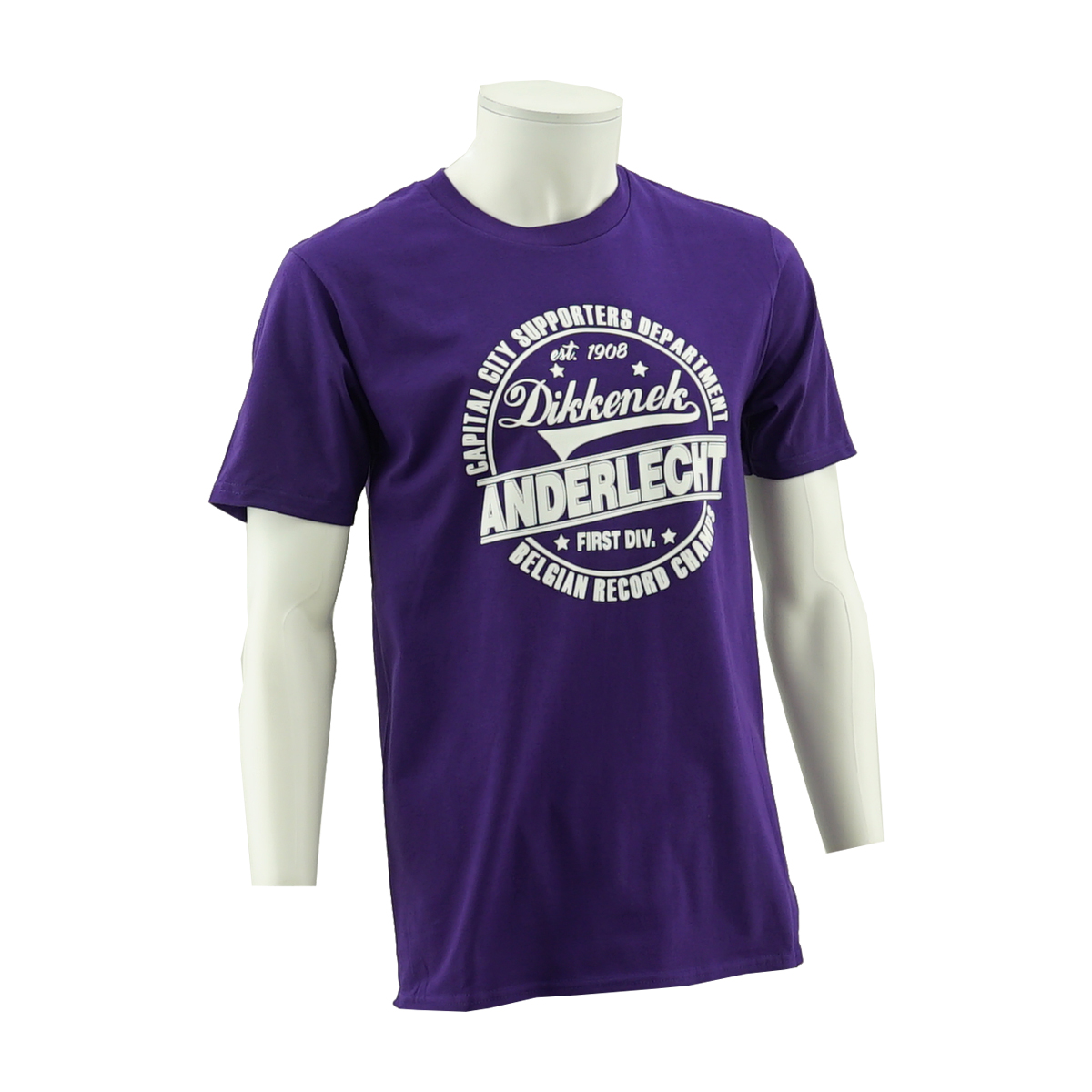 RSCA T-Shirt Mauff Record Champ