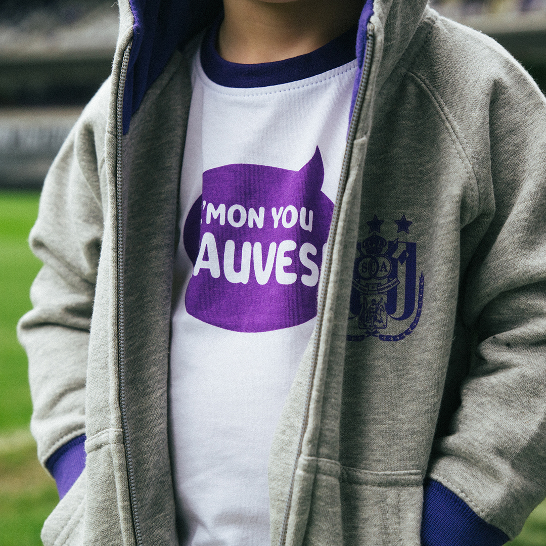 RSCA T-Shirt Kids Tekstballon