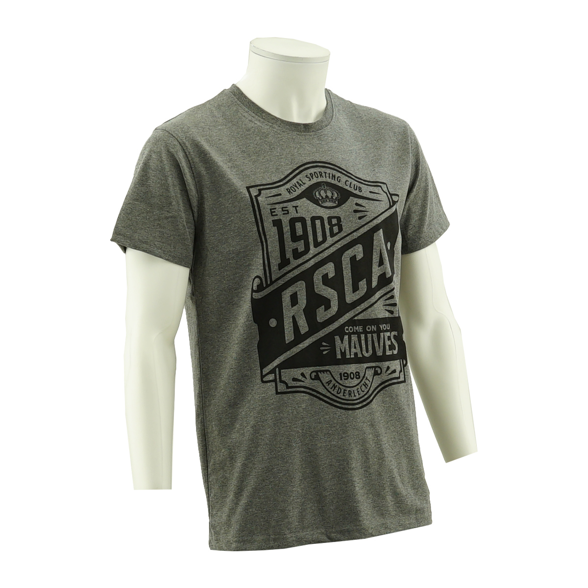 RSCA T-Shirt Heren Retro Design